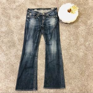 Big star jeans 28R Sweet Low Boot